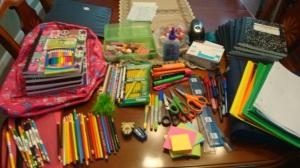 School Supply Savings