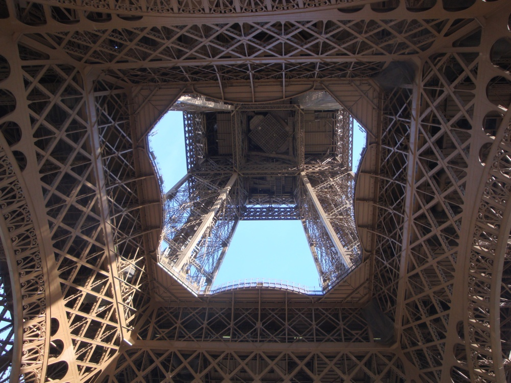 Eiffel Tower, Paris, France www.eileenslovak.com