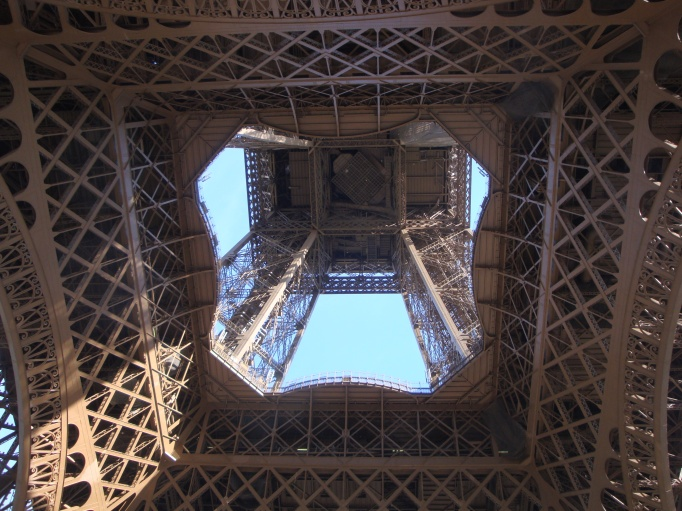 Eiffel Tower, Paris, France www.eileenslovak.com