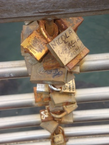 Locks of Love Salerno, Italy www.eileenslovak.com