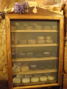 Tuscan Cheeses www.eileenslovak.com
