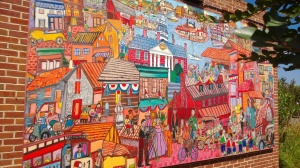 Mural, Annapolis, MD