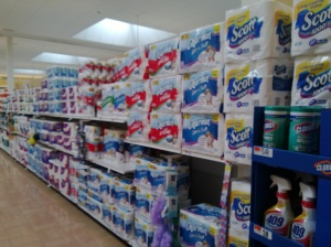 Overwhelmed in the T.P. Aisle?