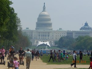 "Washington DC ""The Mall"""
