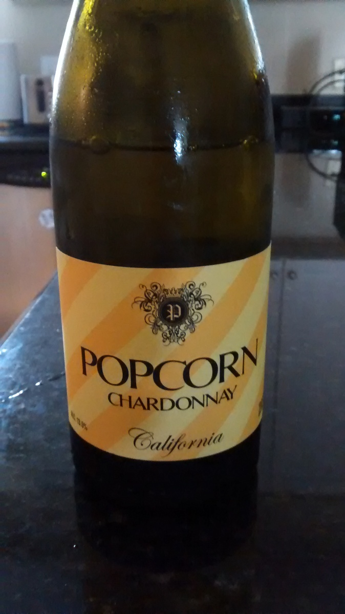 Friday Night Chardonnay!