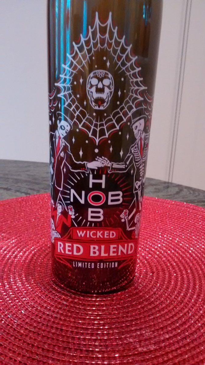 Saturday Night Red Blend!